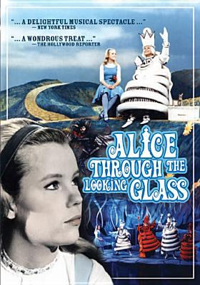 Alice Looking Glass cover