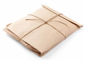 Wrapped Parcel by eugenesergeev / 123RF Stock Photo