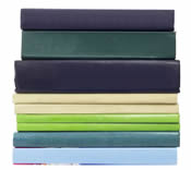 Stack of books by cherezoff / 123RF Stock Photo