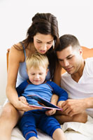 Family reads