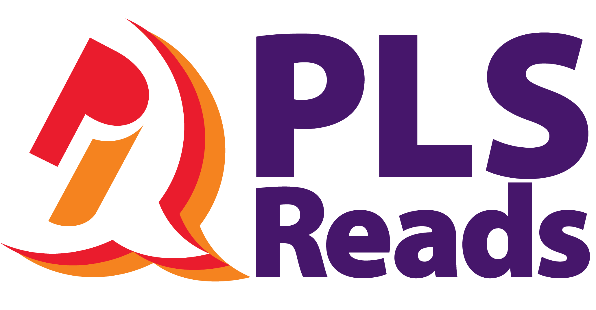 PLS Reads logo