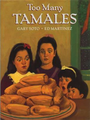 Too Many Tamales cover
