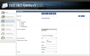 Oklahoman Archives